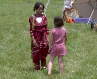 <h2>Young Dancer And Young Camper