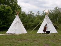 <h2>More Tipi at Mantle Rock  2
