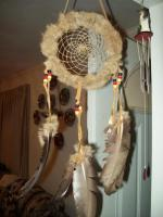 <h2>Fur Dreamcatcher
