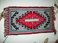 <h2>Ganado Red Rug 1