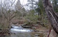 <h2>Sugar Creek Near Indian Falls 2