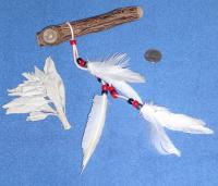 <h2>Pipe With Feathers.