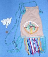 <h2>Embrodered Cloth Bag 1