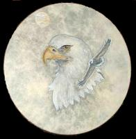 <h2>A Eagle Spirit Drum