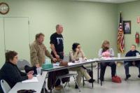 <h2>Meeting Business