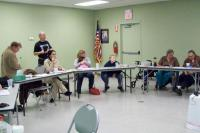 <h2>ORNAIC Members At Meeting 3