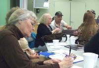 <h2>Taking Notes At The February Meeting