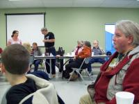 <h2>Listening To The February Meeting 1