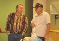 <h2>Socializing At The February Meeting