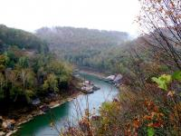 <h2>Before The Bend of the Big South Fork River