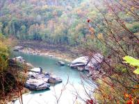 <h2>At The Bend of the Big South Fork River