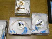 <h2>Painted Necklaces 10 </h2><p>April 5, 2009Photography by Awahili<br></p>