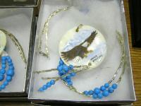<h2>Painted Necklace 6 </h2><p>April 5, 2009Photography by Awahili<br></p>