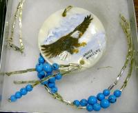 <h2>Painted Necklace 7 </h2><p>April 5, 2009Photography by Awahili<br></p>