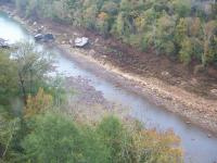<h2>A Section of The Big South Fork  River