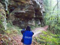 <h2>Wahiya Taking a Photograph