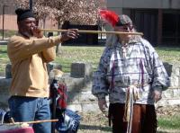 <h2>Blowgun Demostration 7