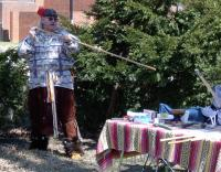 <h2>Blowgun Demostration 11