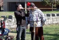 <h2>Blowgun Demostration 15