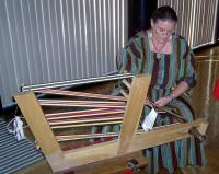 <h2>Loom Weaving