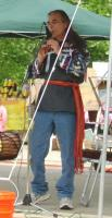 <h2>Bud EagleWolf 2 </h2><p>May 9, 2009Photography by WahiyaBud EagleWolfEastern Cherokee Flute Player<br></p>