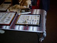 <h2>Native American Arrowhead Collection 1 </h2><p>Founder's Day 2009McConnell SpringsLexington, KYMay 16, 2009Photography by Wahiya<br></p>