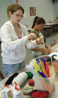 <h2>Making Dream Catchers