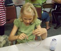 <h2>Making A Dream Catcher </h2><p>Photography by AwahiliMay 30, 2009<br></p>