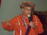 <h2>Storyteller Jerry McClure </h2><p>Photography by AwahiliMay 30, 2009<br></p>
