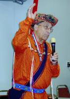 <h2>Storyteller Jerry McClure </h2><p>Photography by WahiyaMay 30, 2009<br></p>