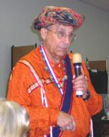 <h2>Storyteller Jerry McClure</h2><p>Photography by WahiyaMay 30, 2009<br></p>