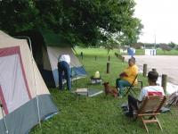 <h2>69. Resting At The Camp Site </h2><p>Photography by WahiyaJuly 5, 2009Kenova, WV<br></p>