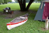 <h2>70. One of The Canoes </h2><p>Photography by WahiyaJuly 5, 2009Kenova, WV<br></p>