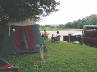<h2>72. At The Camp Site </h2><p>Photography by WahiyaJuly 5, 2009Kenova, WV<br></p>