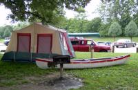 <h2>73. Camp Site </h2><p>Photography by WahiyaJuly 5, 2009Kenova, WV<br></p>