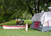 <h2>78. Penny Cook At The Camp Site </h2><p>Photography by WahiyaJuly 5, 2009Kenova, WV<br></p>