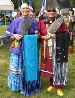 <h2></h2><p>September 19, 2009Photography by WahiyaAnn Buffalo Woman Foreman andElaine Wolf Moon Rising Johnson<br></p>