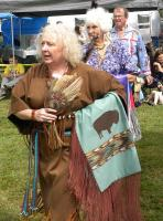 <h2>Woman Dancer