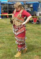 <h2>Head Woman Dancer In Training