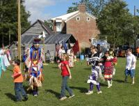 <h2>Intertribal Dance </h2><p>September 27, 2009Photography by Wahiya<br></p>