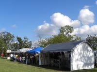 <h2>Vendor's Tents </h2><p>September 27, 2009Photography by Wahiya<br></p>