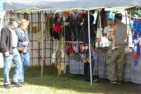 <h2>Vendor's Tent </h2><p>September 27, 2009Photography by Wahiya<br></p>