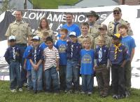 <h2>Members of Troop 155 From Ft. Knox, KY </h2><p>October 10, 2009 Photography by Wahiya</p>