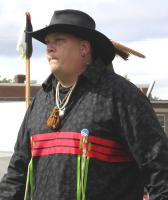 <h2>Intertribal Dancer</h2><p>October 10, 2009Photography by Wahiya<br></p>