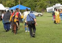<h2>Intertribal Dancers</h2><p>October 10, 2009 Photography by Wahiya</p>