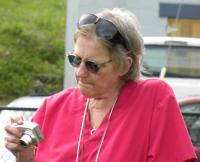 <h2>Donna B. Greenup</h2><p>October 10, 2009 Photography by Wahiya</p>