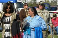 <h2>Intertribal Dancers</h2><p>October 11, 2009 Photography by Wahiya</p>
