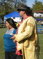 <h2>Intertribal Dancers </h2><p>October 11, 2009 Photography by Wahiya</p>