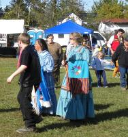 <h2>Intertribal Dance </h2><p>October 11, 2009 Photography by Wahiya</p>