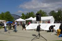 <h2>Setting Up The OVNAVWS Tent 1 </h2><p>Photography by WahiyaMay 8, 2010<br></p>